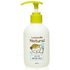 Lacouvee, Детская пена для купания Natural Baby Bath, 200 мл